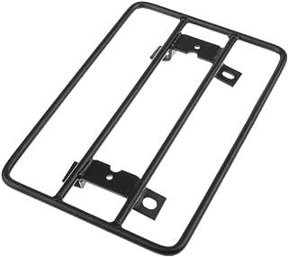 D DOLITY Motorcycle Luggage Rack Tail Box Shelf for Yamaha Bolt/R-Spec 2014-2018 (Black)