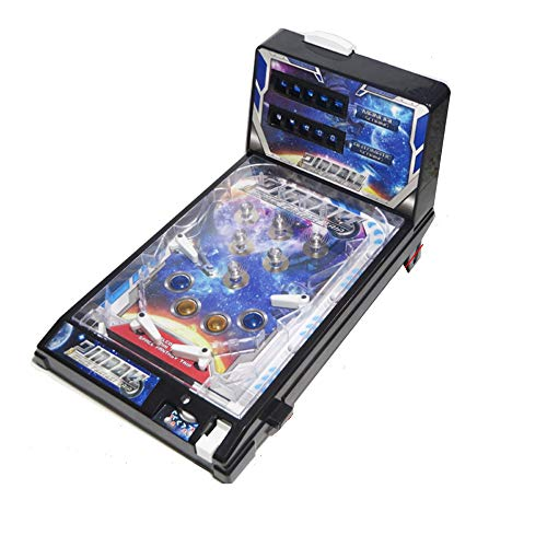 Find Cheap KCQI Pin-Ball Game Table Entertainment Gaming Funny Nostalgic Board Game