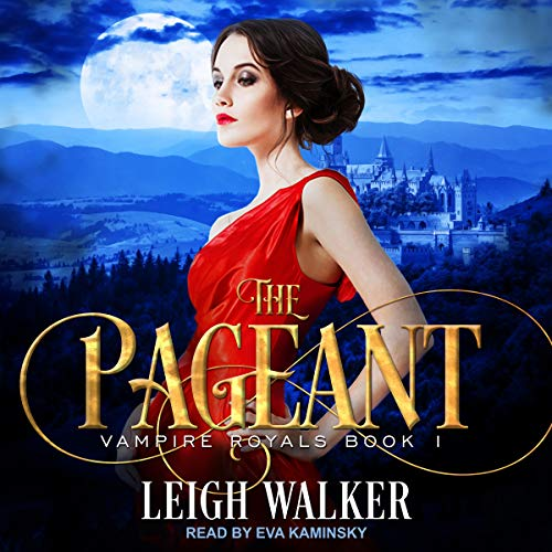 Vampire Royals 1: The Pageant audiobook cover art