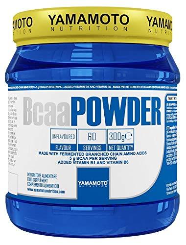 Yamamoto Nutrition BCAA Powder, Cola Lime, 400 g