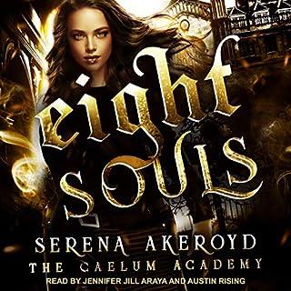 Page de couverture de Eight Souls