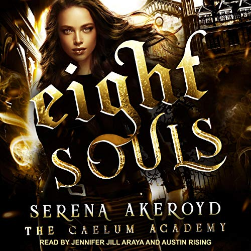 Eight Souls audiobook cover art