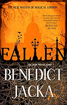 Fallen: An Alex Verus Novel from the New Master of Magical London by [Benedict Jacka]