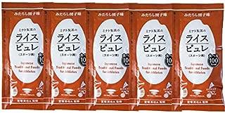 【ミナト製薬】ライスピュレ(スポーツ用)みたらし団子味 5袋セット