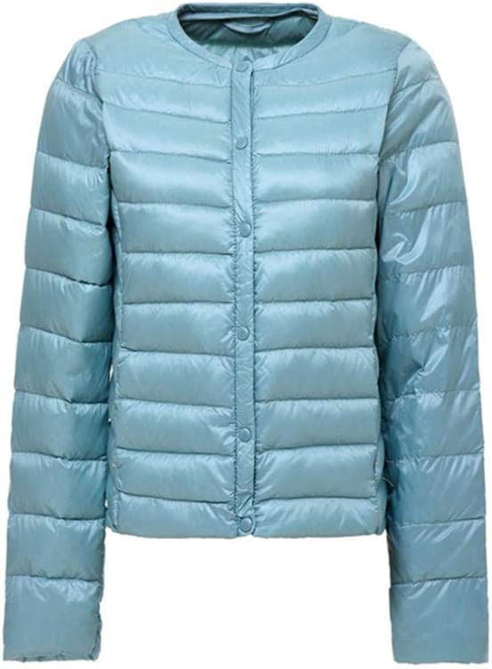 YUQIBXC Warm and Comfortable Women Lightweigh Max 67% OFF Winter Down Jacket Now free shipping