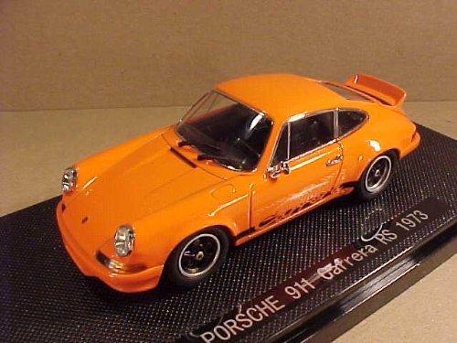 Ebbro 1/43 Porsche 911 Carrera RS 1973 Orange (japon importation)
