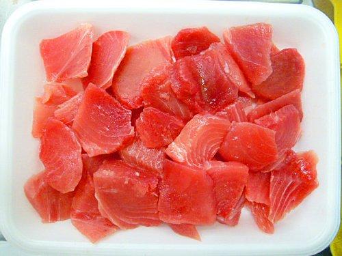 メバチマグロ 切り落とし 500g×2パック 海鮮丼 お刺身 めばち 鮪 切り落し 切落し まぐろ マグロ 目鉢 【水産フーズ】