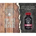 Viking Revolution Men's Beard Growth Vitamin Supplement Tablets - Potent Pills for Maximum Facial Hair Growth for Men… 3