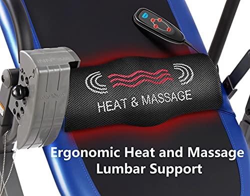 Product Image 3: Innova ITM4800 Advanced Heat and Massage Inversion Table