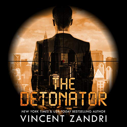 The Detonator cover art