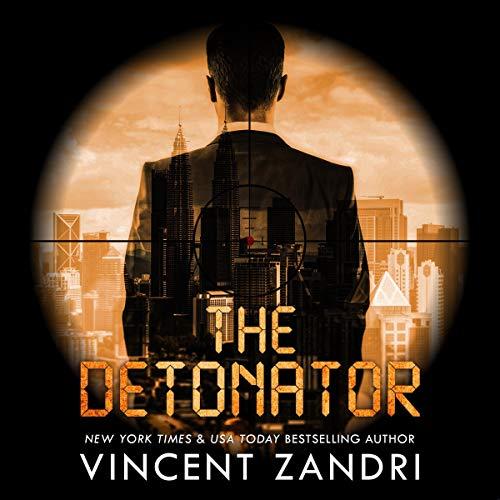 The Detonator cover art