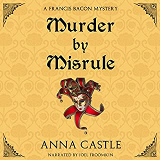 Couverture de Murder by Misrule