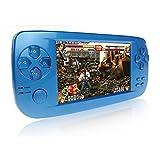 CXYP Consola de Juegos Portátil, 3000 Juegos Retro 4.3 Pulgadas 16 GB Consolas de Videojuegos...