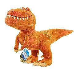 6. Just Play The Good Dinosaur Bean Plush – Butch