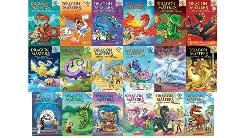 Dragon Masters Series Set (Books 1-19)