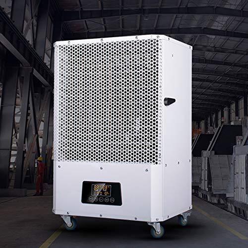 termoventilatore 4kw B-1 4KW Termoventilatore Turbo Industriale Spazio Officina AMT Ventola Riscaldamento Regolabile Funzionamento e termostato Controllo