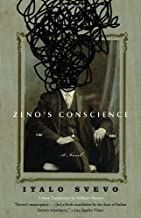 Zenos Conscience A Novel by Svevo, Italo [Vintage,2003] (Paperback) Reprint Edition