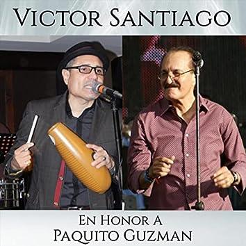 En Honor a Paquito Guzman (En Vivo)