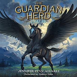 Starfire     The Guardian Herd, Book 1              By:                                                                                                                                 Jennifer Lynn Alvarez                               Narrated by:                                                                                                                                 Andrew Eiden                      Length: 5 hrs and 16 mins     2 ratings     Overall 5.0