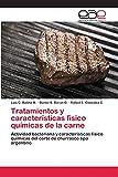 Tratamientos y características fisico químicas de la carne: Actividad bacteriana y características fisico químicas del corte de churrasco tipo argentino