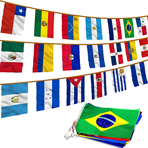 Spanish Teacher Flag Set