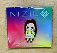 NiziU make you happyメキハピピンバッジ RIMA リマ