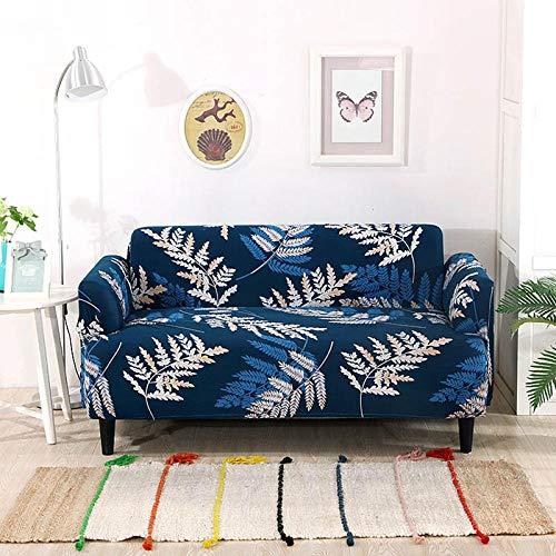 HXTSWGS Fundas Protectoras para sofás,Funda de sofá de Sala de Estar 1 2 3 4 Funda de Asiento, Funda de protección de sofá de Tela elástica, Funda de Asiento de sofá-Color27_190-230cm