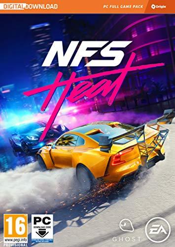 Need for Speed Heat (Esta caja contiene un código de descarga - Origin)