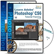 How To Gurus Tutorial Training for Photoshop CS6 plus Photography Effects 4 DVDs Over 25 hours of Training 366 lessons