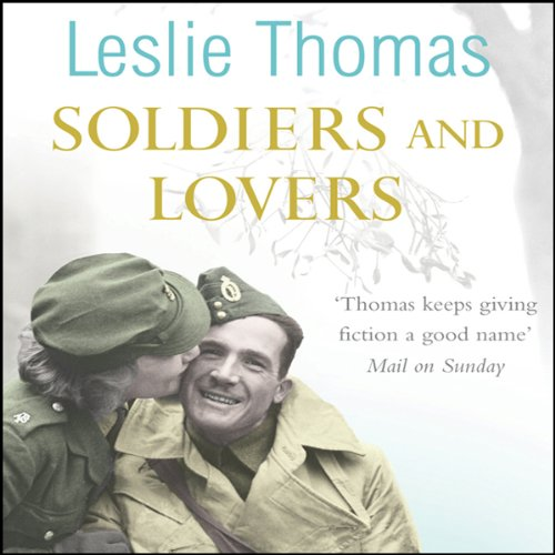 Soldiers and Lovers audiobook cover art