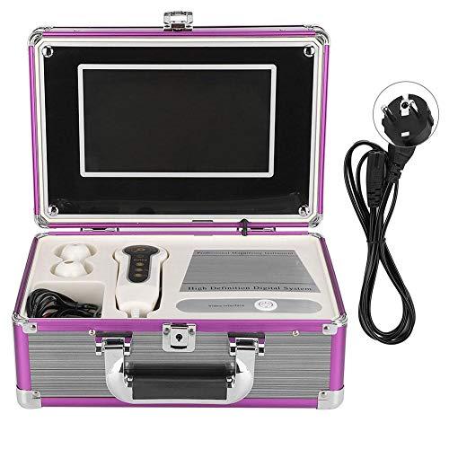 Zetiling Analizador de Piel, microscopio Digital Inteligente Profesional 50X 200X Detector de...