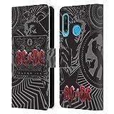 Head Case Designs sous Licence Officielle AC/DC ACDC Verglas Art D'Album Coque en Cuir à...