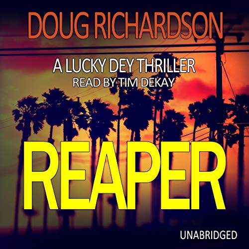 Reaper  By  cover art