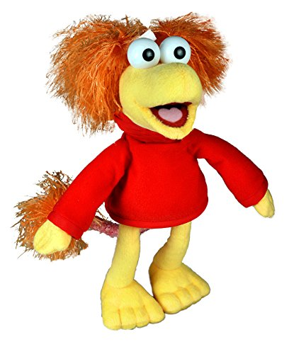 Fraggle Rock Plush 10quot Red