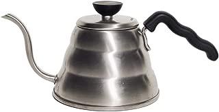 Hario V60 Buono Stainless Steel Gooseneck Coffee Kettle, Stovetop (1 liter / 1000ml)