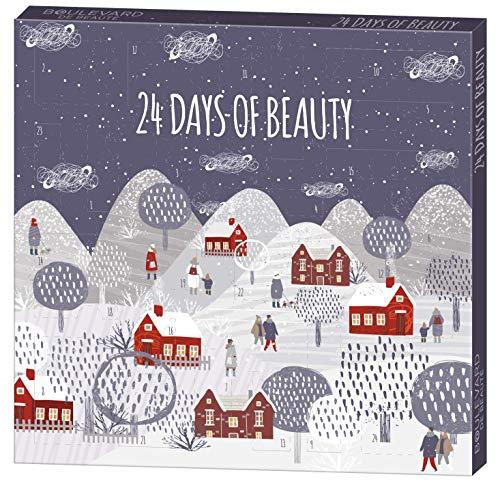Boulevard de Beauté 24 Beauty Days - der Beauty-Adventskalender im weihnachtlichen Design, 400 g