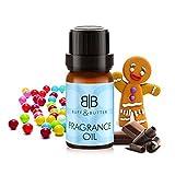Nero ciliegia olio profumato–migliore per realizzare candele e sapone, diffusori, pr...