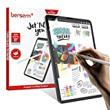 BERSEM[2 PACK] Paperfeel Screen protector Compatible with iPad Air 4th Generation (10.9 inch, 2020)...