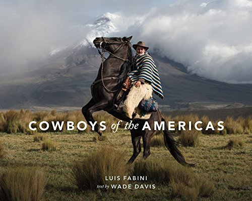 Cowboys of the Americas by Wade Davis (2016-11-15)