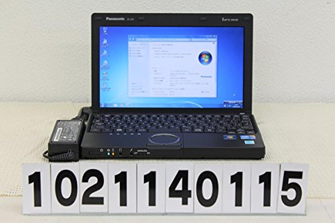 変換する倫理郡【中古】 Panasonic CF-J10AWHDS Core-i5-2.67GHz/4G/160G/11n/10.1W/Win7