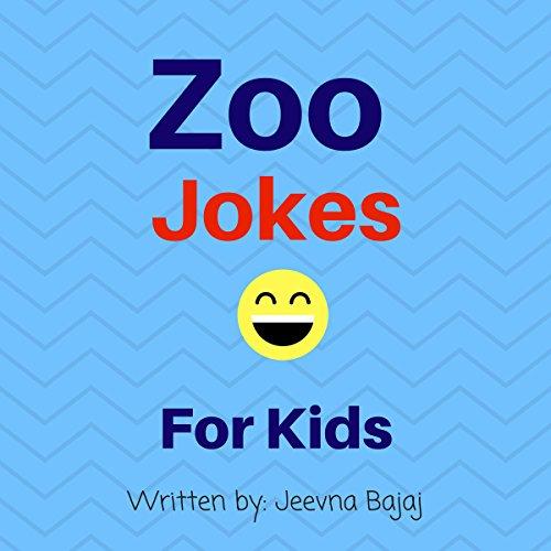 Zoo Jokes: For Kids audiobook cover art