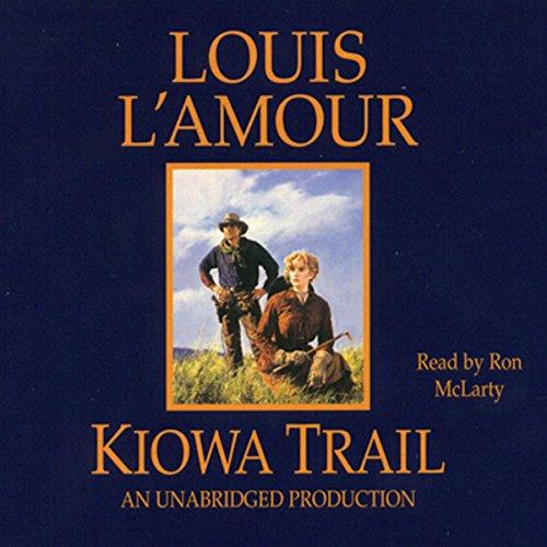 Kiowa Trail audiobook cover art