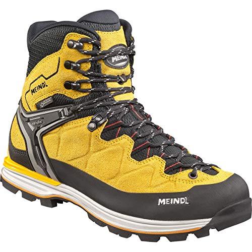 Meindl Litepeak Pro GTX Men Größe UK 10,5 gelb-schwarz