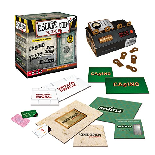 Escape room 2: the game (Diset)
