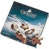 Cavalier 'Nuß-Nougat Meeresfrüchte (SeaShells) 130g ' (Blaues Sortiment)