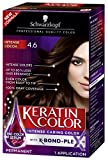 Best Box Hair Colors - Schwarzkopf Keratin Color Permanent Hair Color Cream, 4.6 Review