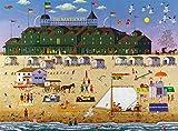 Buffalo Games - Charles Wysocki - The Nantucket - 1000 Piece Jigsaw Puzzle