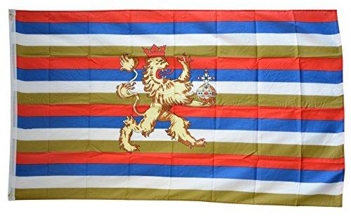 Flaggenfritze Fahne/Flagge Deutschland Kurpfalz 1356-1803 + gratis Sticker