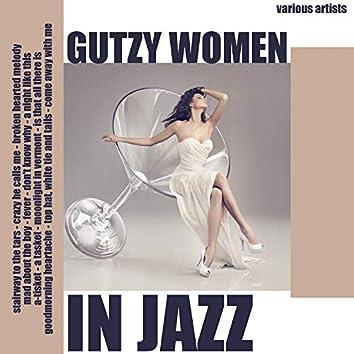 Gutzy Women in Jazz