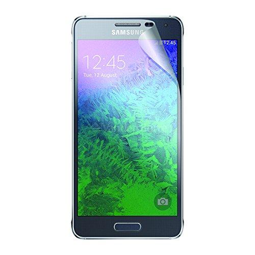 Big Ben PEGALAXYALPHA Unidades 2 Protectores de Pantalla para Samsung Galaxy Alpha